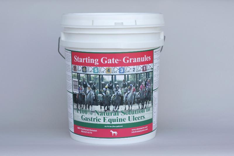 Staring Gate Granules