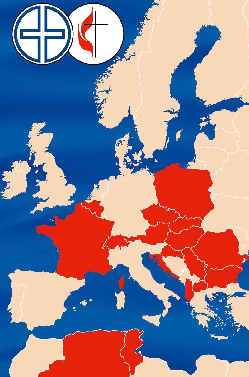 EEB Map