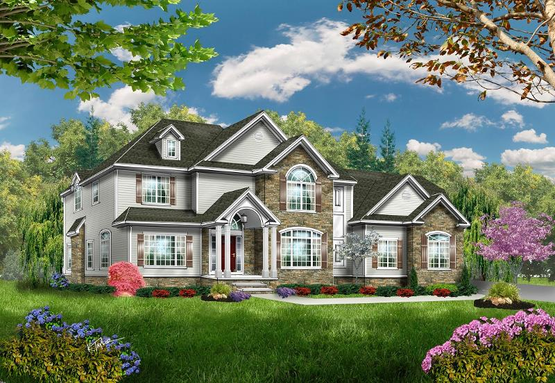 1123 Peachtree Lane, Mountainside - Daunno Development