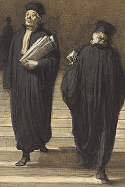 Painting of Lawyers
