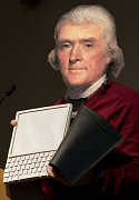 Jefferson With Dynabook