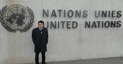 Zamora At UN