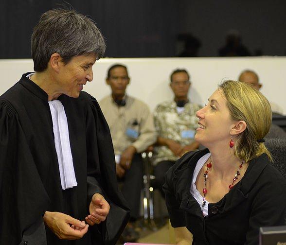Lawyer Elisabeth Simmoneau Fort