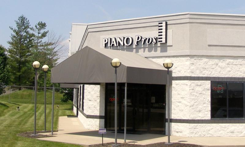 Piano Pros Store Front