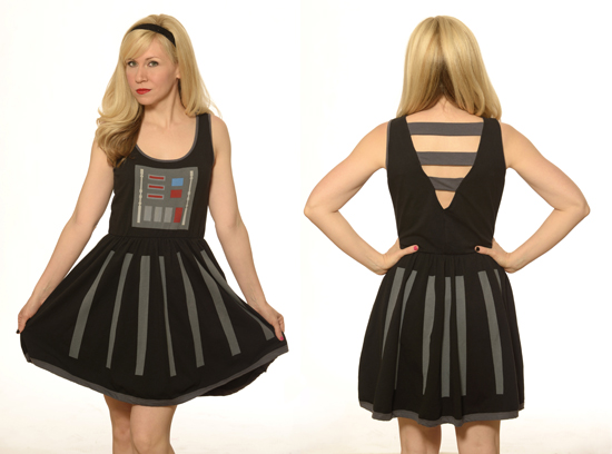 Darth Vader A-Line Dress
