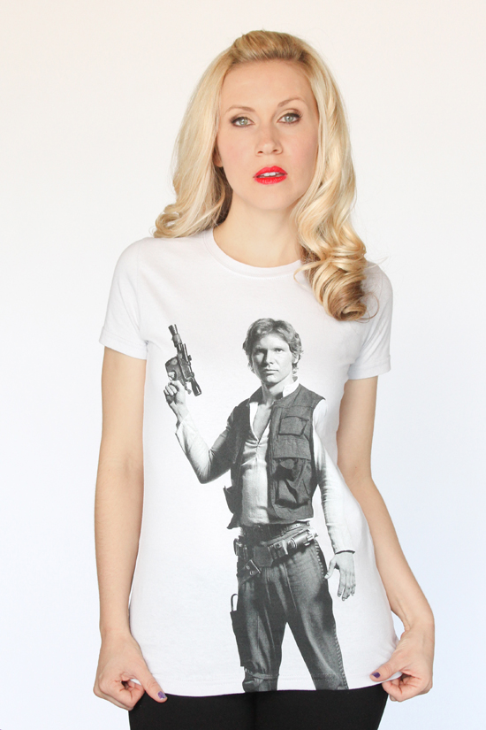 Her Universe Han Solo Pose Tee