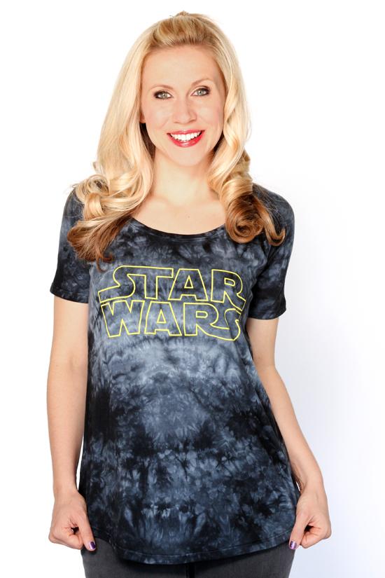 Star Wars Tie Dye