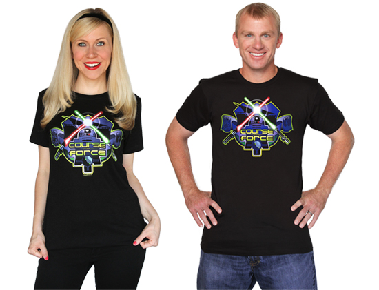 Ashley Eckstein's Her Universe Teams Up with Course of the Force as Official Apparel Merchandise Partner