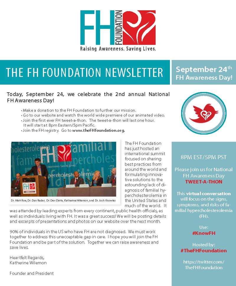 FH awareness newsletter