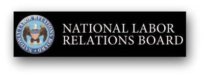 National Laboar Relations Board Logo