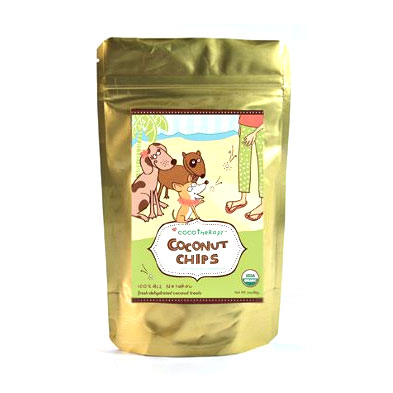 CocoTherapy Organic Virgin Coconut Flakes