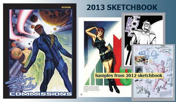 2013 Sketchbook Kickstarter Image