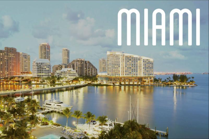Miami auction package