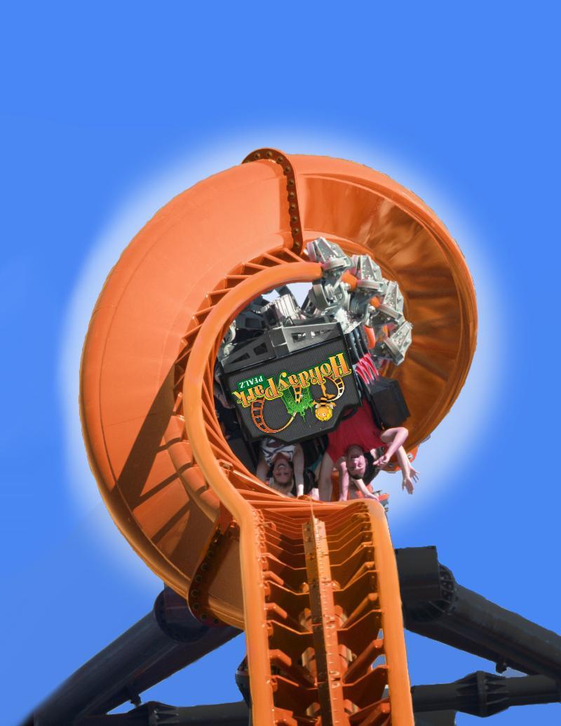 sky rocket II for holiday park