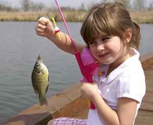 Gone fishin