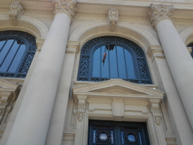 Memorial Hall Windows
