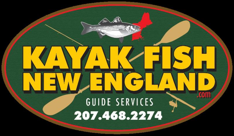 Kayak Fish New England