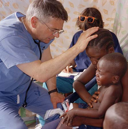 Medical Missionary Work