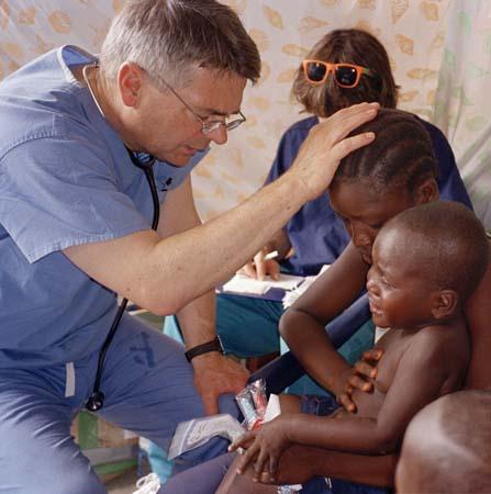 Medical Missionary Work