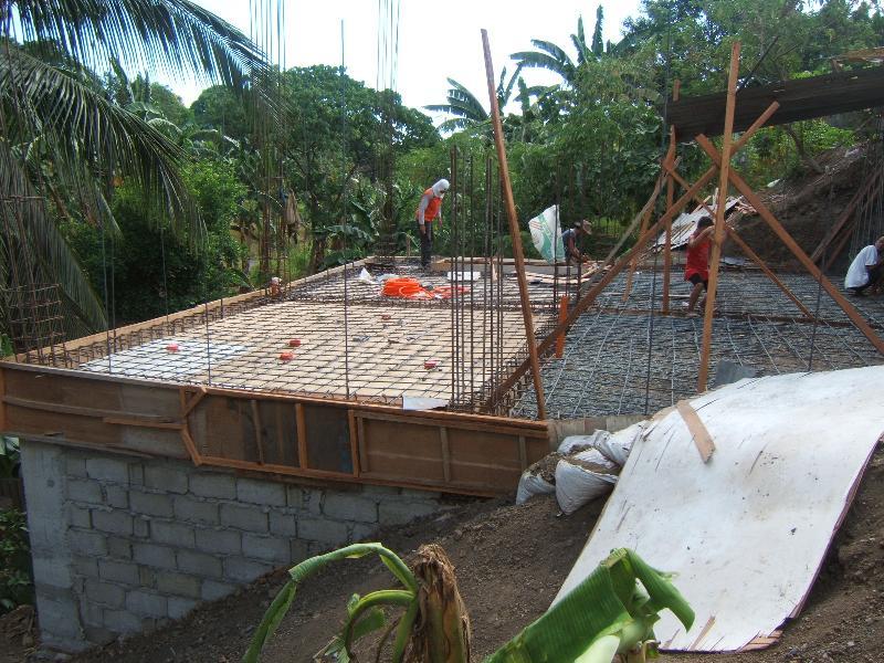 Philippines Church Construction