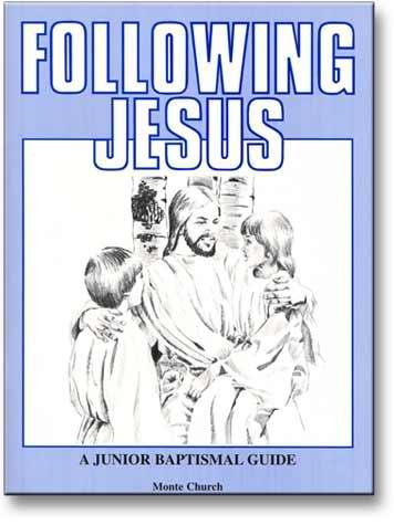 Following Jesus Baptismal Guides
