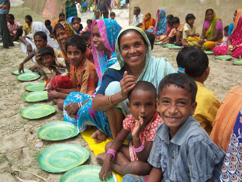India Feeding