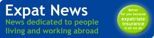 Expat News - dedicated to people living and working abroad