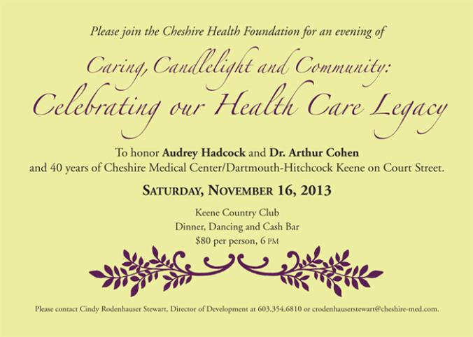 Celebrating our Health Care Legacy