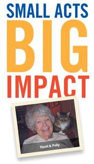 Small Acts, Big Impact RSVP/MVC