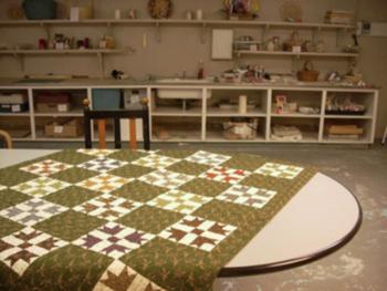 Keene Senior Center Arts and Crafts room