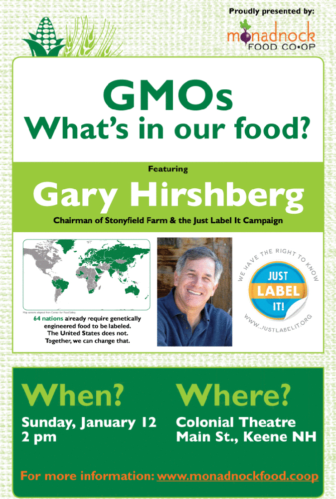 GMOs: What's in Our Food