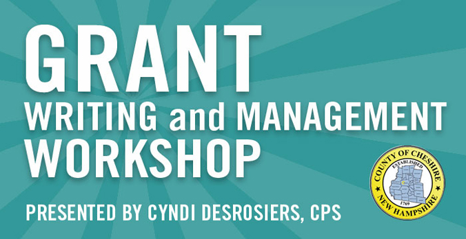 Grant Writing and Management Workshop