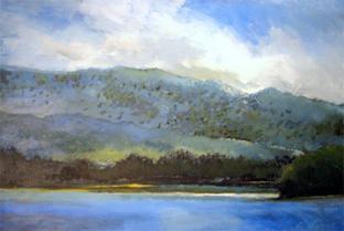 The Lake by Jim Murphy