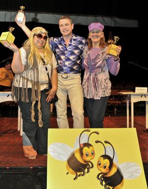 The River Center Spelling Bee Winning Team