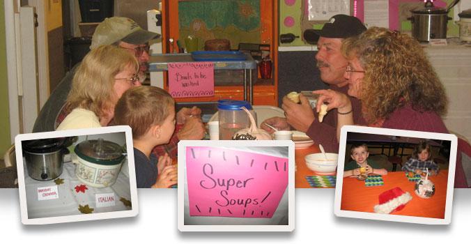 Monadnock Community Early Learning Center Souper Bowl