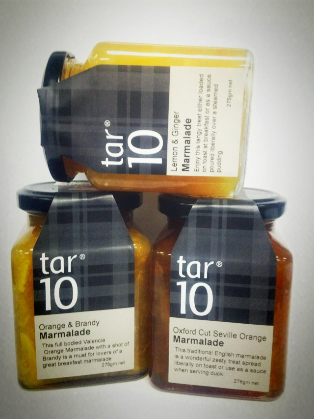 Tar10's product range is gluten and preservative free and uses only the freshest Australian ingredients