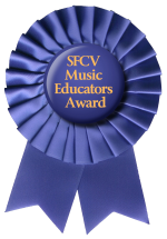SFCV Music Educators Award