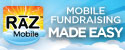 Raz Mobile banner ad