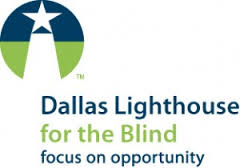 Dallas Lighthouse for the Blind logo
