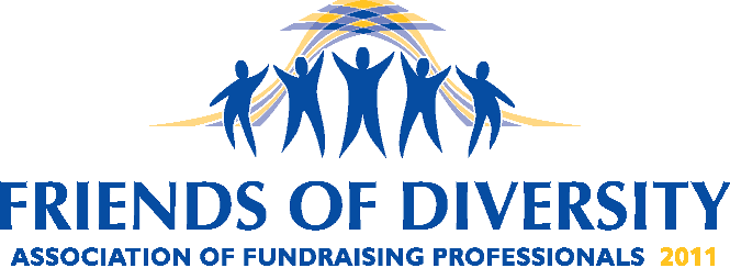 2011 Friends of Diversity Logo