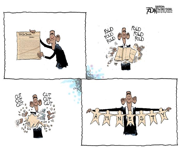 http://dailysignal.com/2014/11/21/cartoon-obama-constitution-immigration/