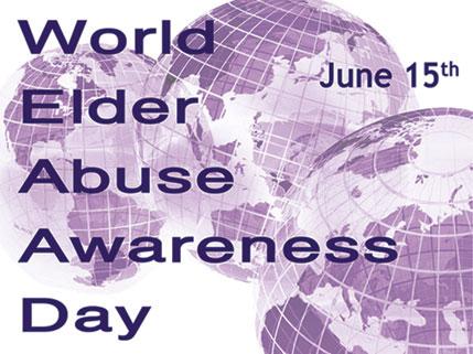 Elder Abuse Globe