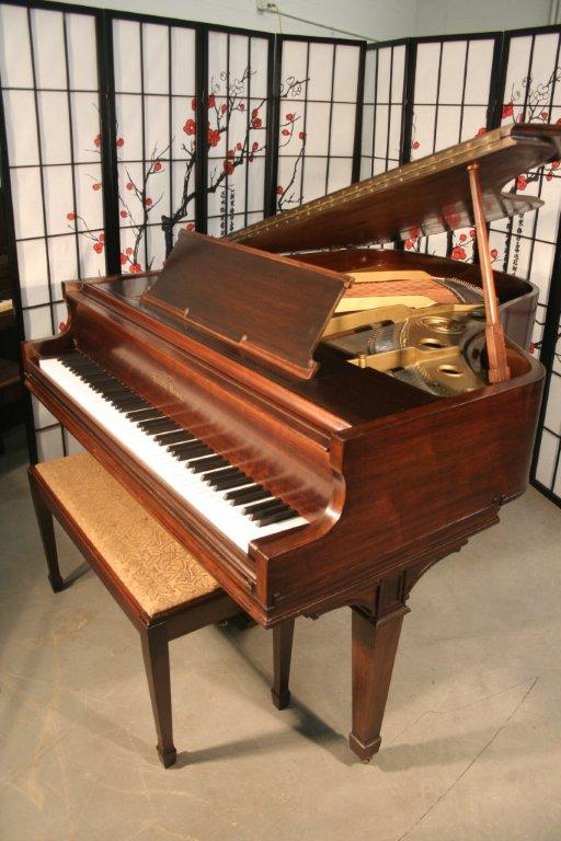 First Prize - Knabe Baby Grand