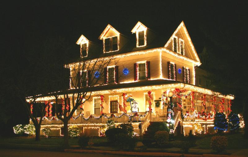 Dormer House Christmas