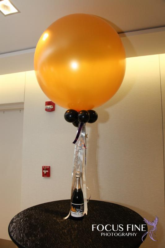 Soiree Balloon Decor