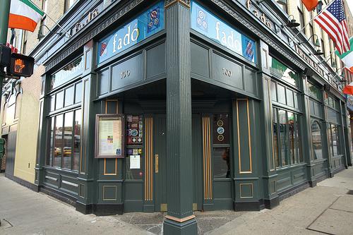 Fado Pub Front