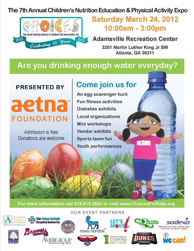 7th Annual Children's Nutrition Education & Physical Activity Expo