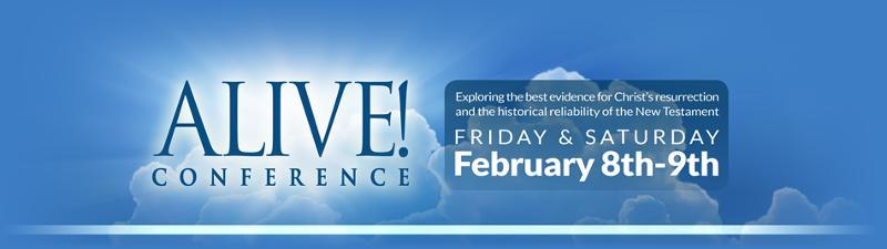 Alive! Conference Feb 8-9