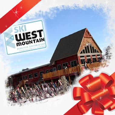 WestMnt Holiday Ribbon
