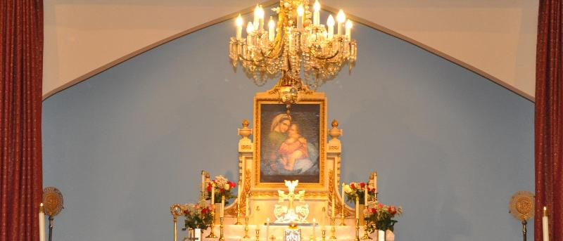 St James Altar smaller
